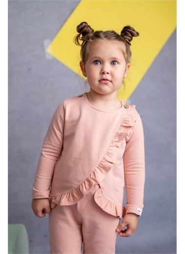 Zeyland Sweatshirt Pudra